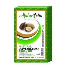 Olive Oil Face & Body Care Soap With Argan Oil 100gr